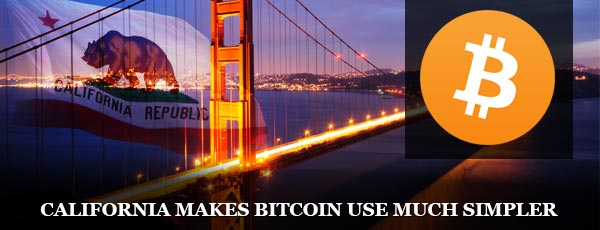 California Bitcoin Use