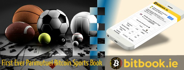 Bitbook.ie Parimutuel Bitcoin Sports Book