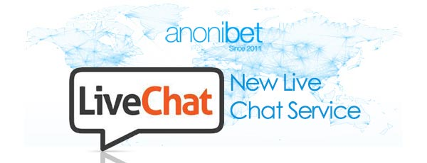 Anonibet Live Chat