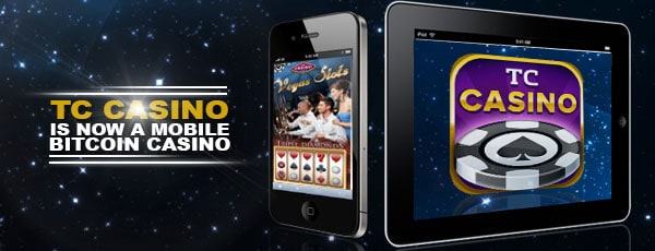 TC Casino Mobile Bitcoin Casino