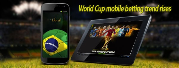 World Cup Mobile Betting