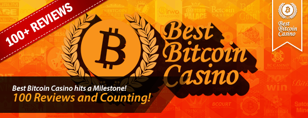 Best Bitcoin Casino 100 Reviews