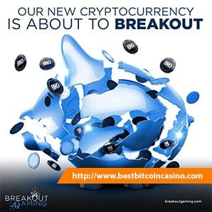 Cryptocurrency Breakout