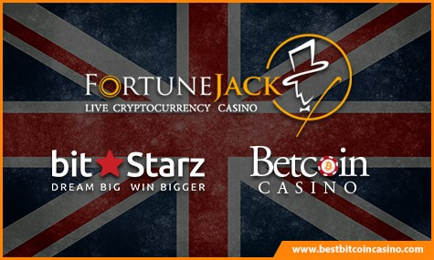 UK Bitcoin Casinos