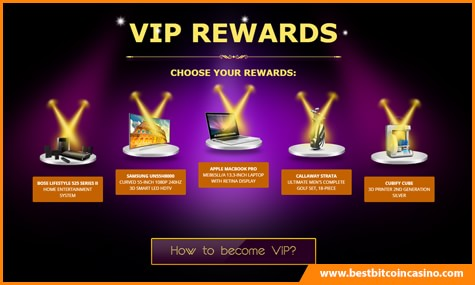 VIP Rewards