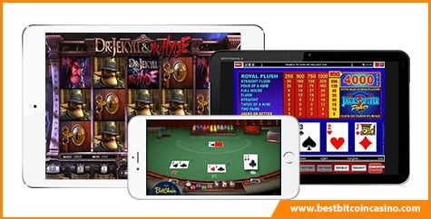 Bitcoin Mobile Casinos