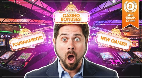 Bitcoin Casino Excitement