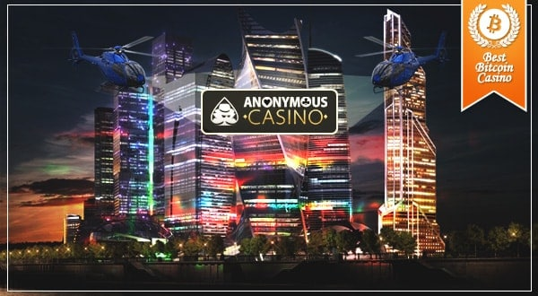 Upgraded and Modern Anonymous Casino