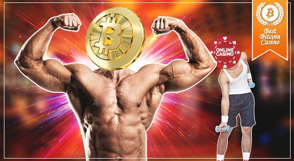 Advantages of Bitcoin in Online Casinos
