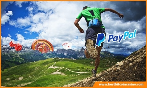 PayPal in iGaming
