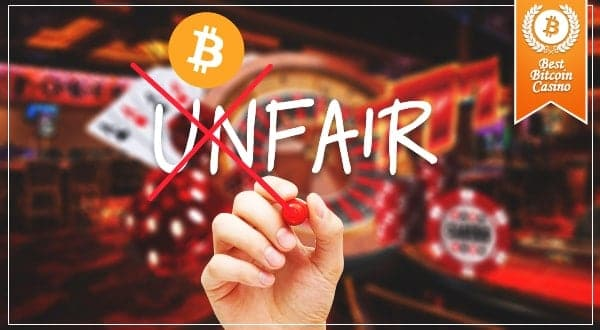 Provably Fair Bitcoin Games