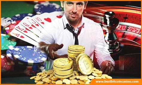 Perks of Bitcoin in Online Casinos