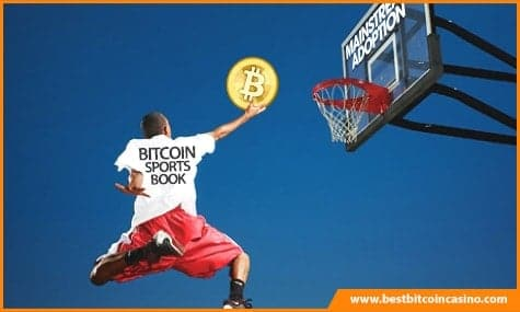 Bitcoin Promotion through Sports Betting