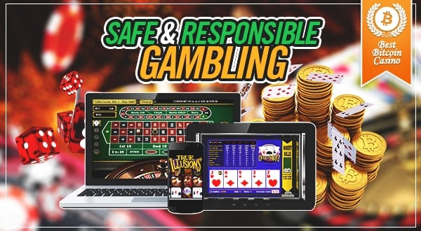 Responsible Gambling With Bitcoin