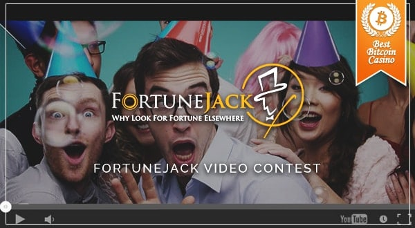 FortuneJack Video Promotion