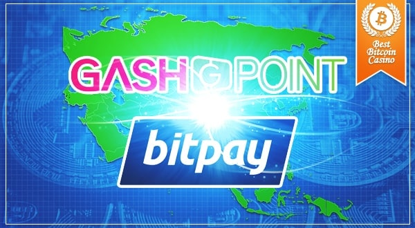 BitPay and GASH Point