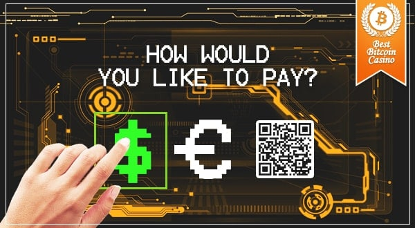 Bitcoin Casino Payments