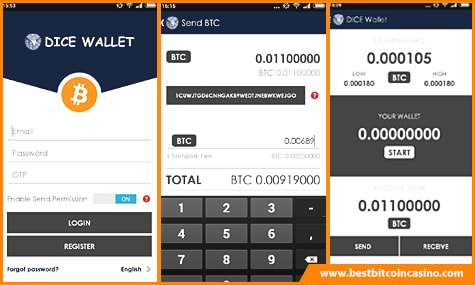 DICE Wallet Android