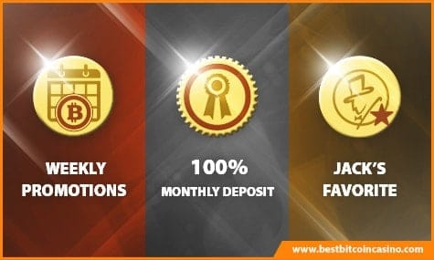 FortuneJack Rewards