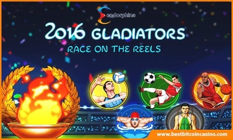 Endorphina 2016 Gladiators Slot