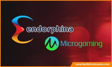 Endorphina and Microgaming