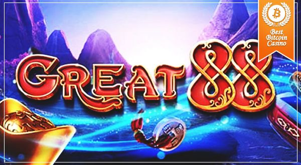 Betsoft Gaming Scores Big With New Great 88 Slot