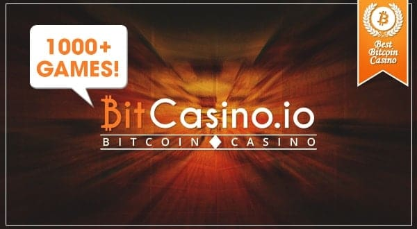 BitCasino.io Now Offers Over 1,000 Bitcoin Games