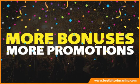 More Bonuses and Promotions