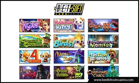 Betsoft Gaming Develops High-Quality 3D Games
