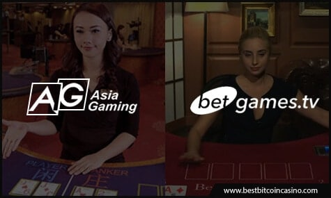 Asia Gaming and Betgames
