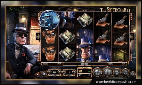 The Slotfather: Part II from Betsoft Gaming launches in Bitcoin casino