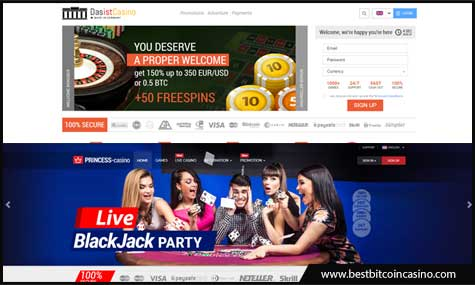 Benefits of Playing in Sister Bitcoin Casino Brands