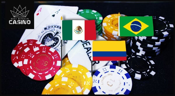 iGaming Markets Slowly Rise in Latin America