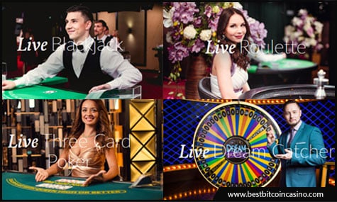 Evolution Gaming offers high-quality live casino games