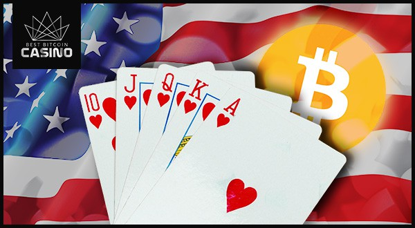 5 Casinos with Bitcoin Video Poker for US Players