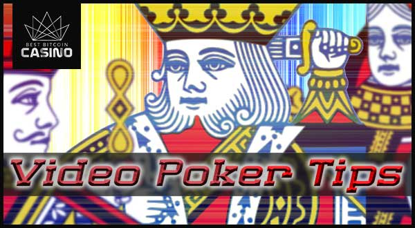 5 Tips for Players to Enjoy Bitcoin Video Poker