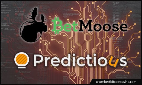 Bet on the Bitcoin Price at Preditious and BetMoose