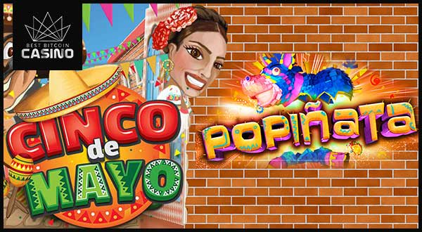 Celebrate Fifth of May with Cinco de Mayo-Themed Slots