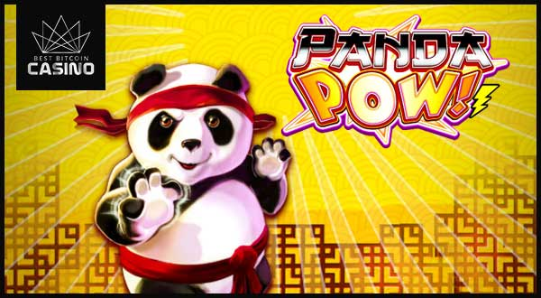 Lightning Box Games Launches New Panda Pow Slot