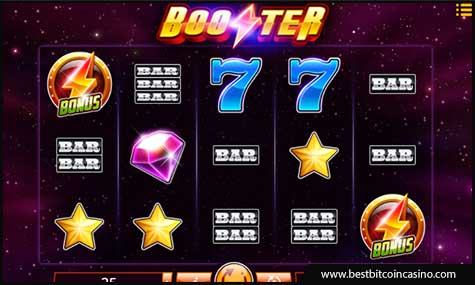 iSoftBet launches new Booster slot