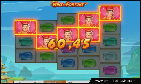 Quickspin launches new slot called Wins of Fortune