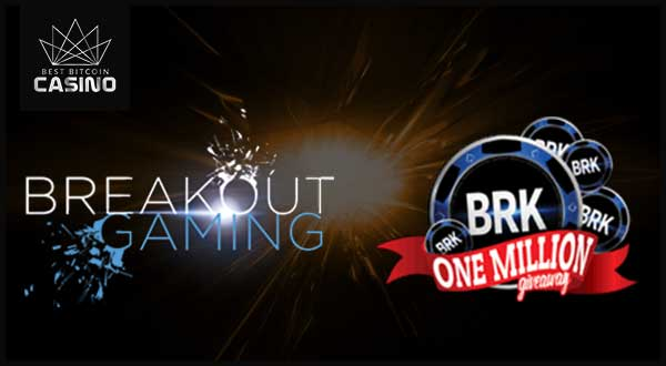 Breakout Gaming Launches 1 Million BRK Coin Giveaway