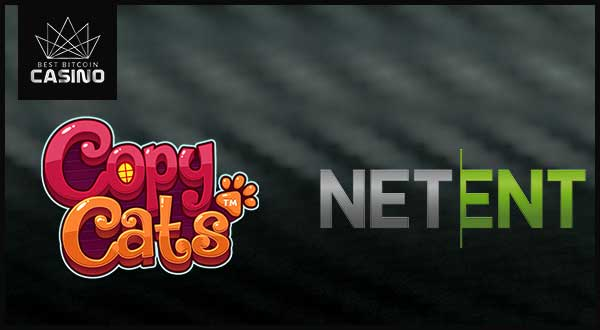 NetEnt's Copy Cat Slot Provides New Taste in Slot Games