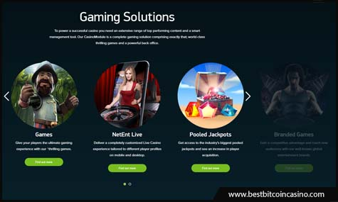 NetEnt's gaming solutions help in strong H1 2017 growth