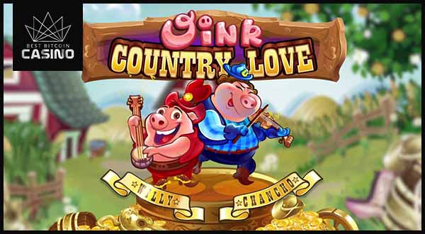 Microgaming's Oink Country Love Slots Gives 160 Free Spins