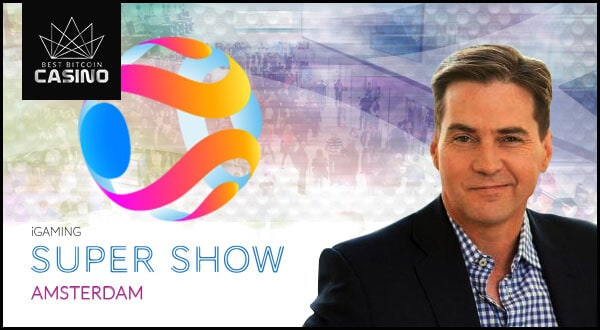 iGaming Super Show: Dr. Craig Wright Sees Blockchain Future