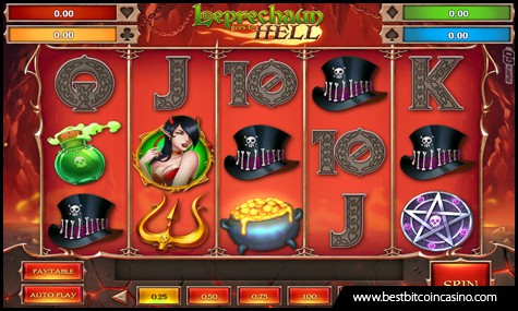 Play'n GO releases Leprechaun Goes to Hell slots