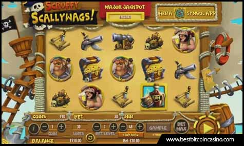 Habanero releases new game called Scruffy Scallywag slots