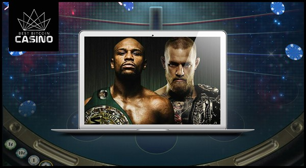 Mayweather vs McGregor: Where to Bet Using Bitcoins?