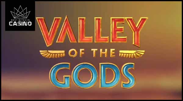 Yggdrasil's Valley of Gods Slots Game Boasts 3,125 Lines